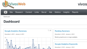 VivosWeb Tools - SEO Google Analytics